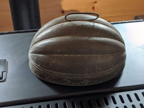 Large Early Pudding Mold