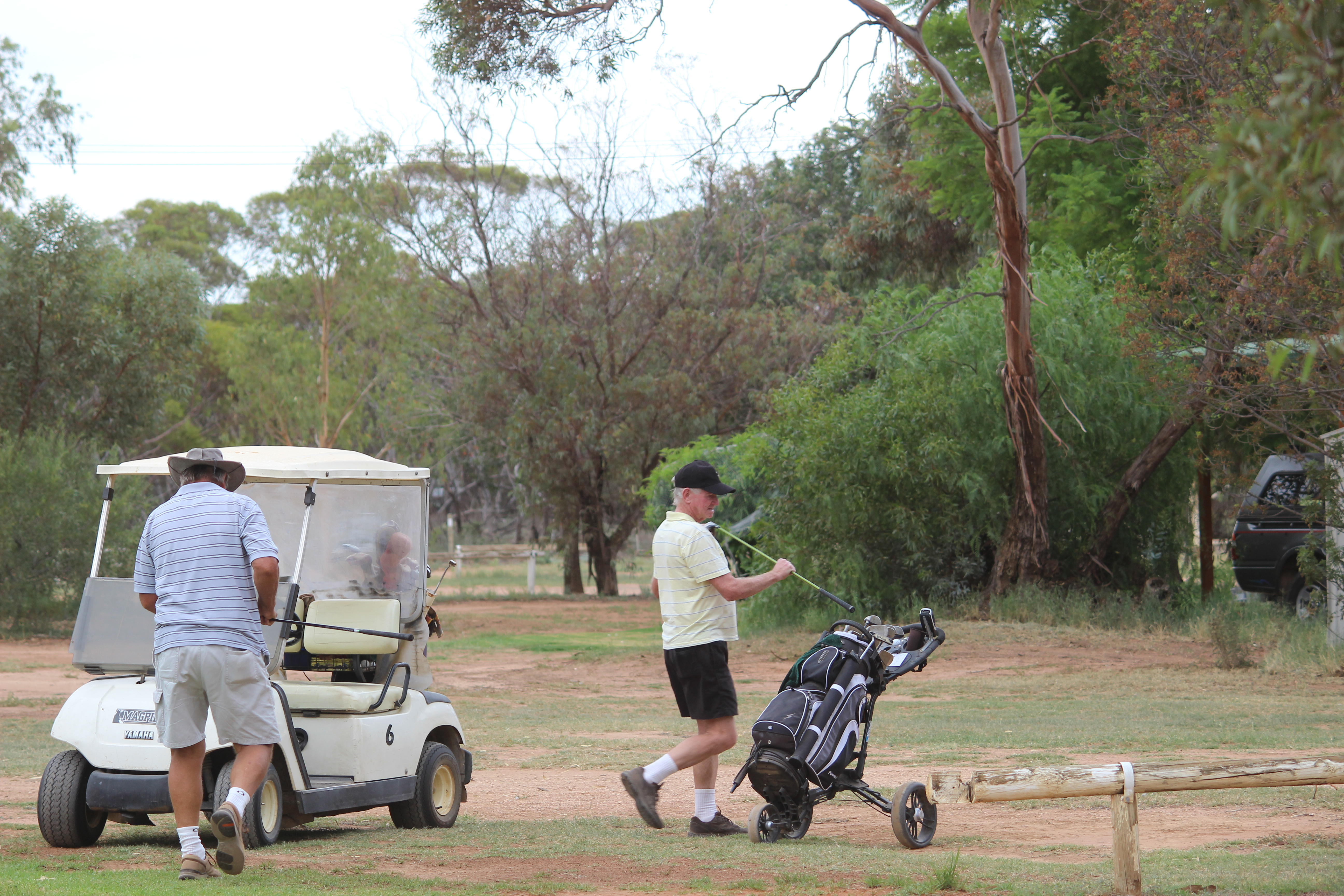 Merbein Golf Course