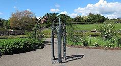 Auckland Botanic Gardens- West Sculpture