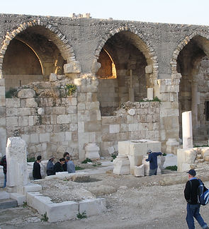 Beit Guvrin_Restored Crusader church.jpg