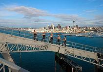 Auckland-Harbour-Bridge climb (worldwide