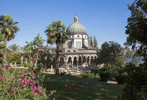 Galilee Church of Beatitudes