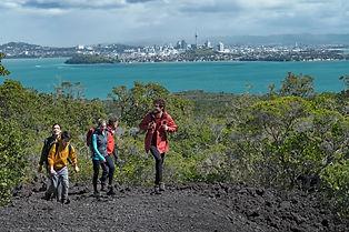 Rangitoto, volcanic-Auckland (worldwide