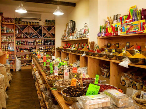 Machne Yehuda Spice Shop