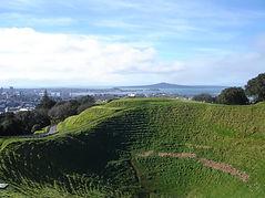 Mount Eden (Maungawhau),courtesy of Scie