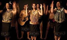 Auckland Museum-Maori performance,courte