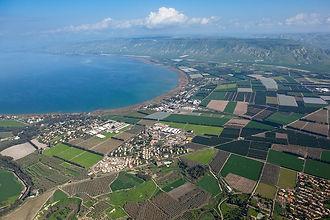 SEA OF GALILEE - AERIAL VIEW_Itamar Grin