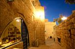 Alley in Old Jaffa (Dana Friedlander).jp