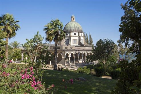 Galilee_Church of Beatitudes_photo by It