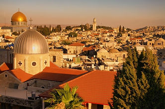 5 Old City at The Sunset- low res (Noam