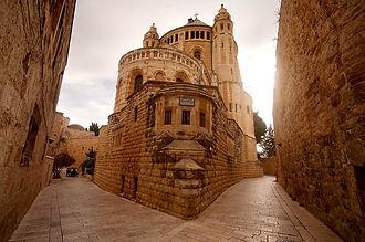 Jerusalem_Dormition Abbey_4_Noam Chen_IM