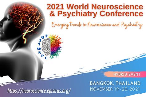 World Neuroscience and Psychiatry Confer