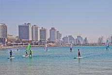 1928_ Surfing _ Tel Aviv_norm Dana Fried