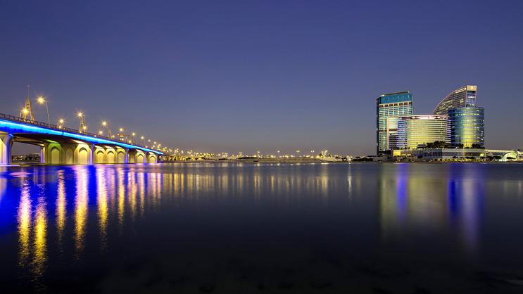 InterContinental Dubai Festival City ext
