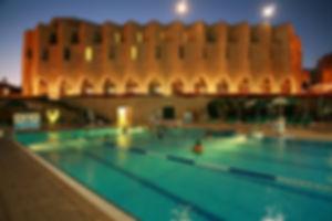 Inbal Hotel, Jerusalem- Swimming pool at