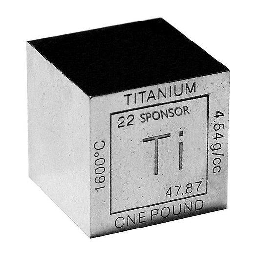 Titanium Sponsor