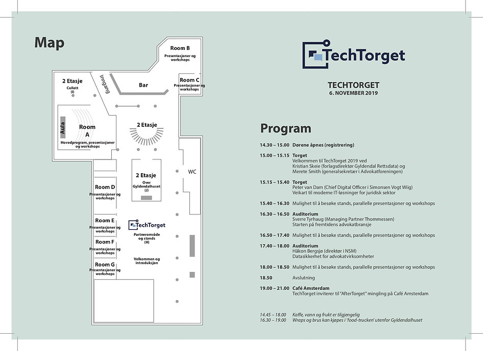 _TechTorget - main and parallel program.