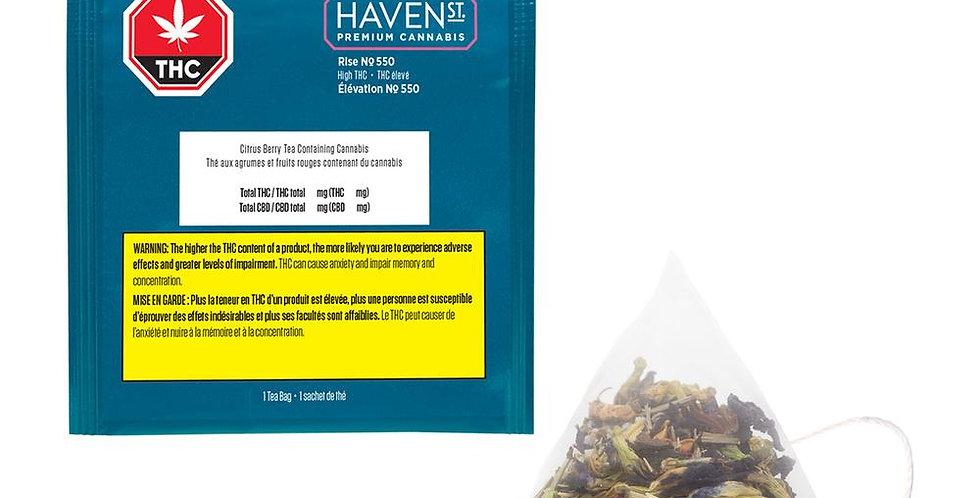 HAVEN ST. - RISE CITRUS BERRY TEA