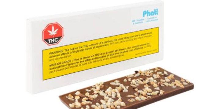 PHAT420 MILK CHOCOLATE WITH HAZELNUTS