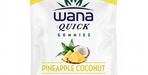 WANA QUICK - Pineapple Coconut Sorbet Soft Chews