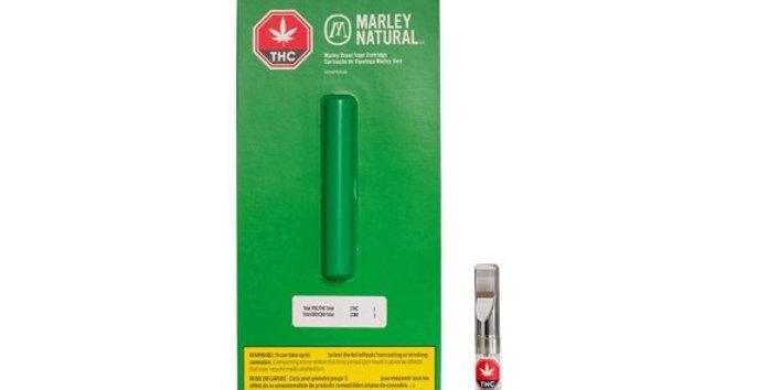 MARLEY NATURAL MARLEY GREEN VAPE CARTRIDGE 0.5 Gram