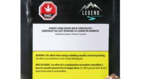 LEGEND - Candy Cane Crush Milk Chocolate