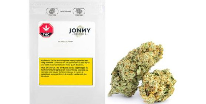 JONNY CHRONIC - Acapulco Gold [3.5G]