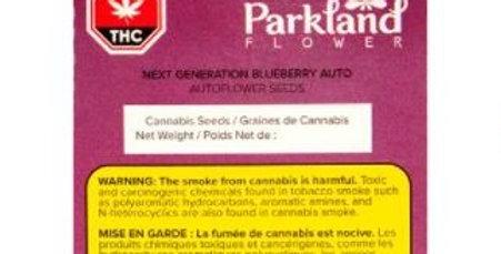 PARKLAND FLOWER - Next Generation Blueberry Auto [4]