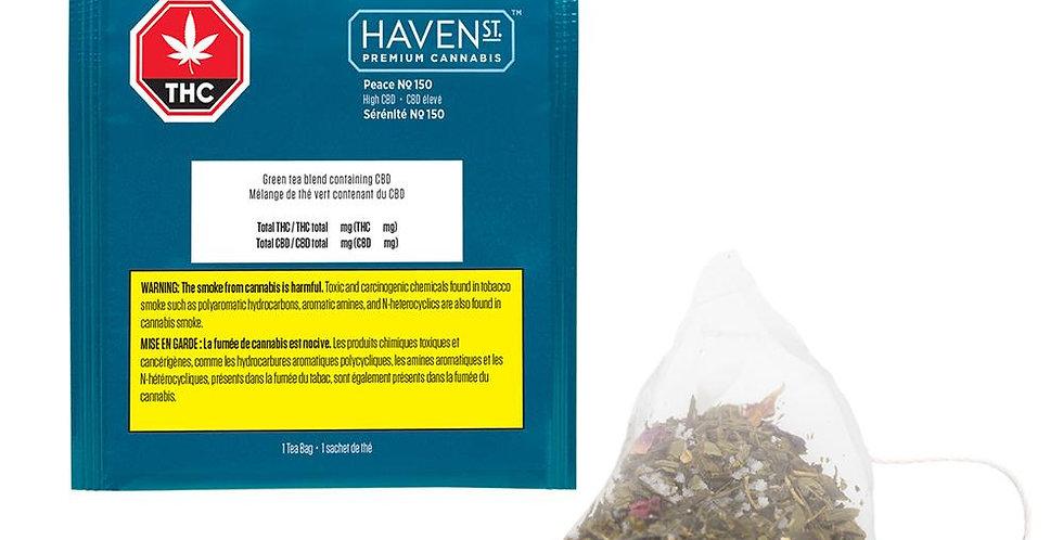 HAVEN ST. - PEACE GREEN TEA BLEND