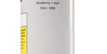 QUATREAU BLUEBERRY & ACAI CBD SPARKLING BEVERAGE