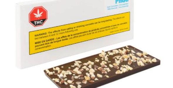 PHAT420 - Dark Chocolate with Almonds [30G]