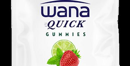 WANA QUICK - Strawberry Lime 1:1 Soft Chews [2x4.5G]