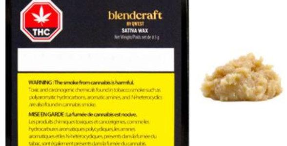 BLENDCRAFT - Sativa Wax [0.5G]