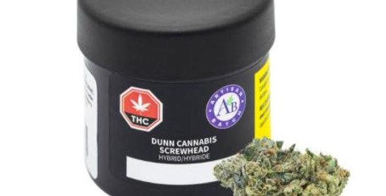 ARTISAN BATCH - Dunn Cannabis Screwhead [3.5G]