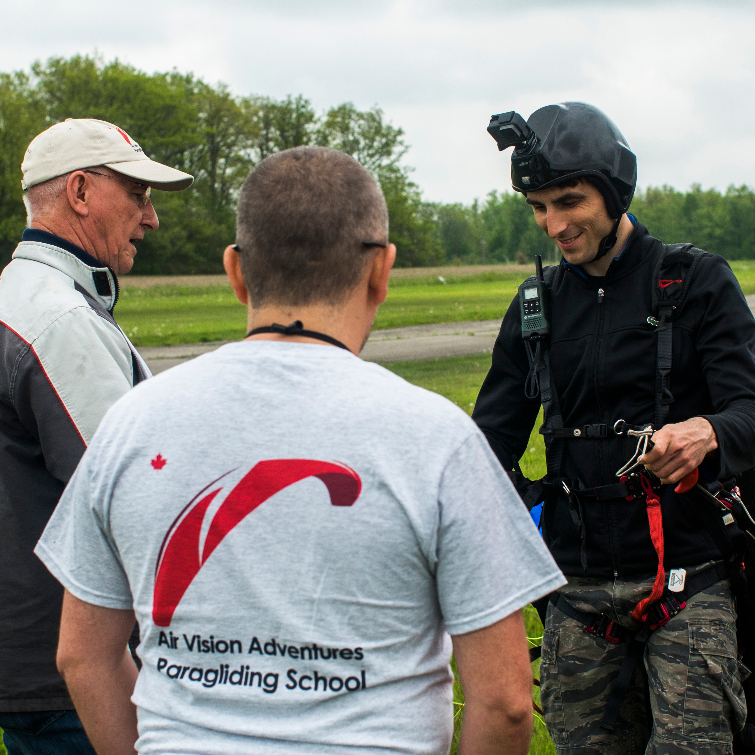 Paragliding Intro Day
