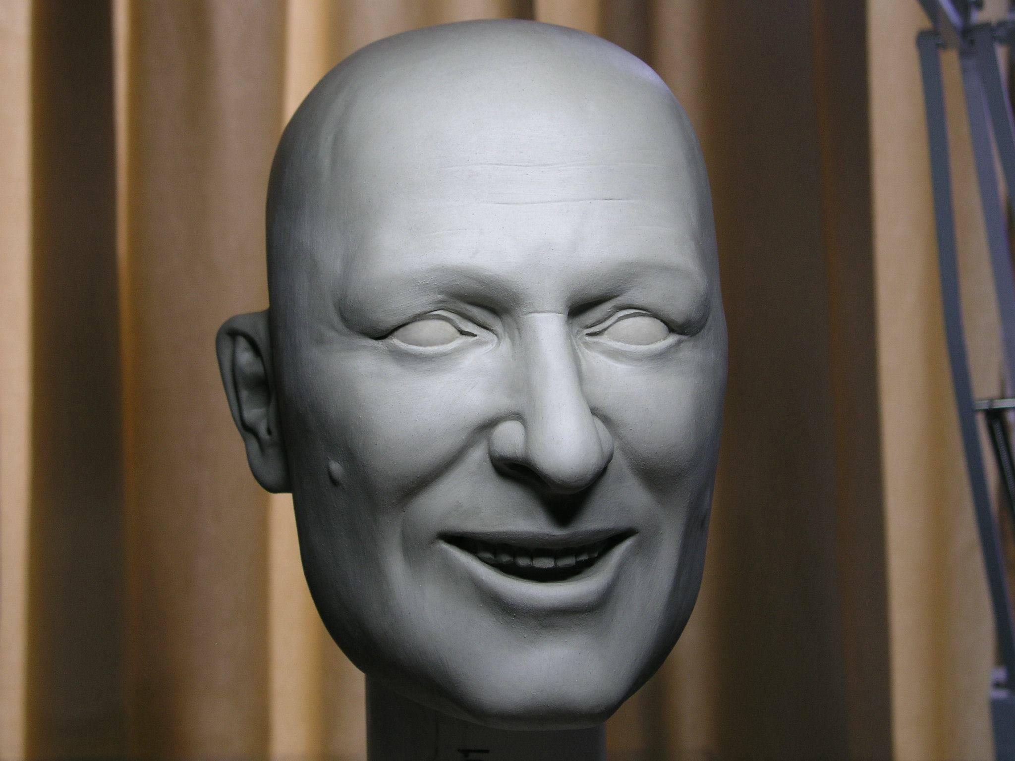 Pavorotti Sculpt