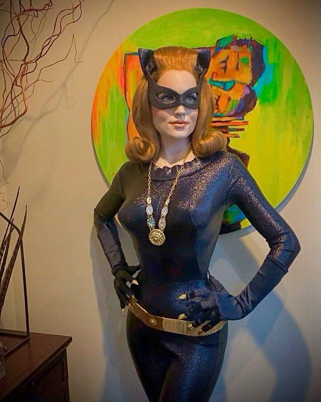 Cat Woman Julie Newmar