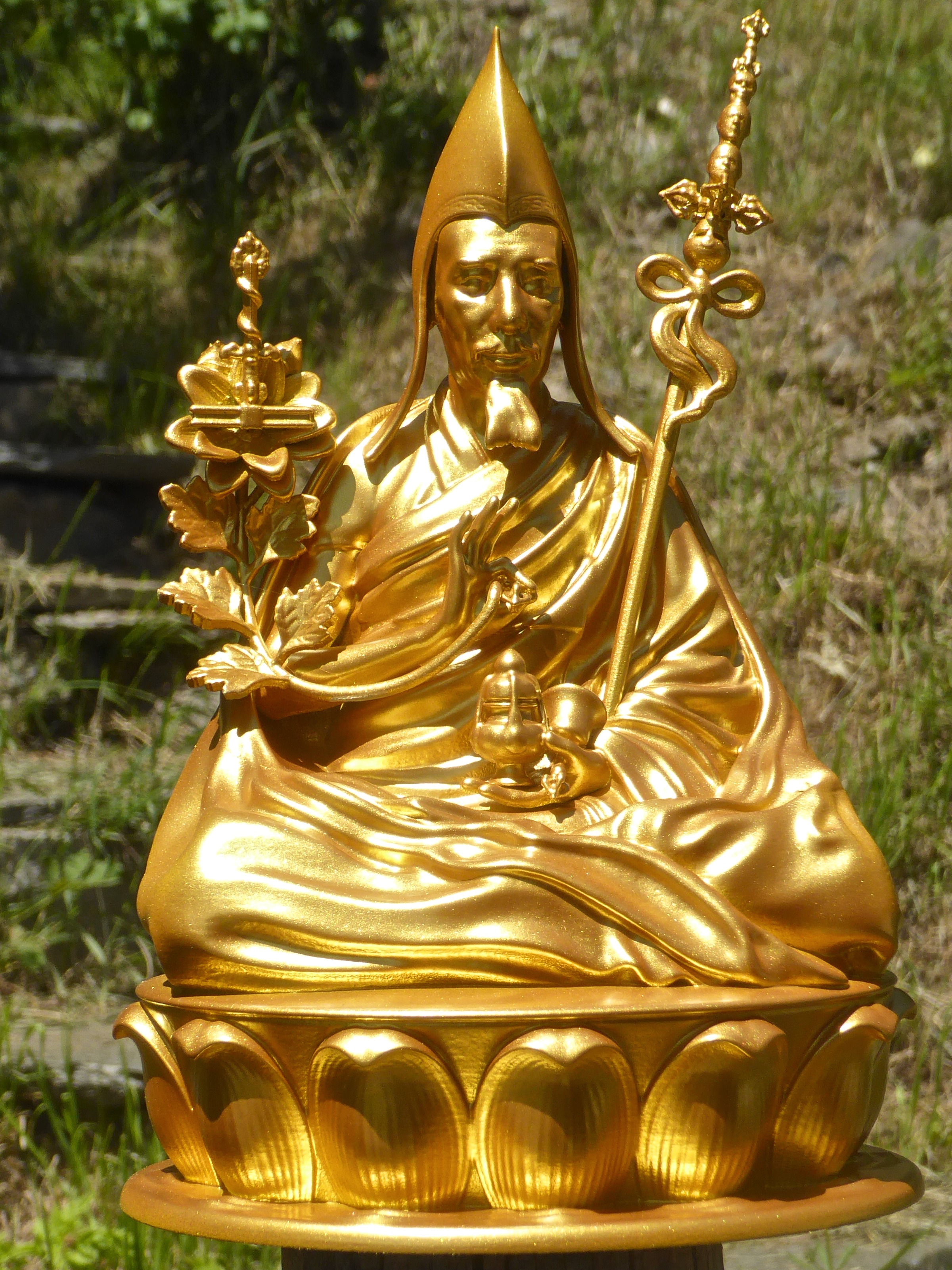 Zong Rinpoche 1:6 Scale