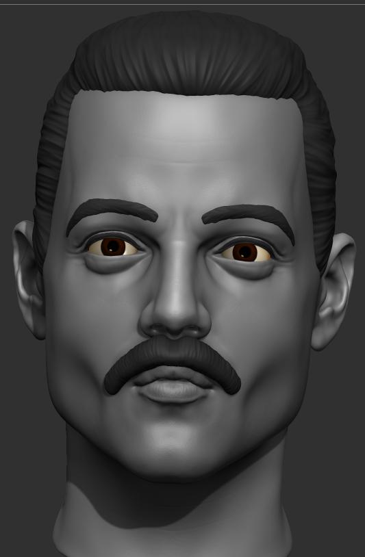 Rami Malek as Freddy Mercury