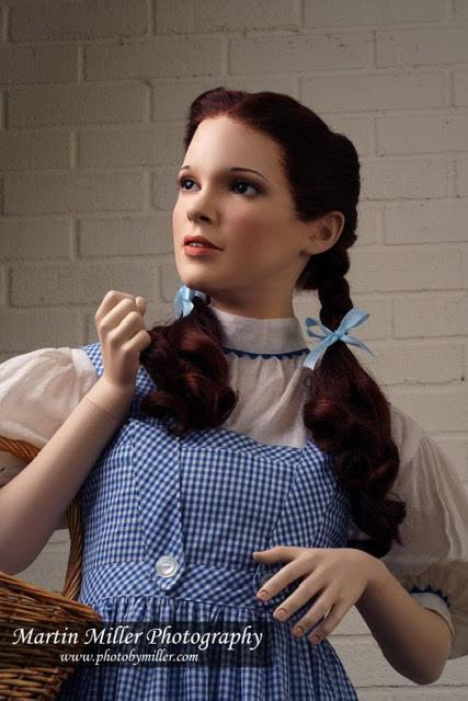 Dorothy Finished