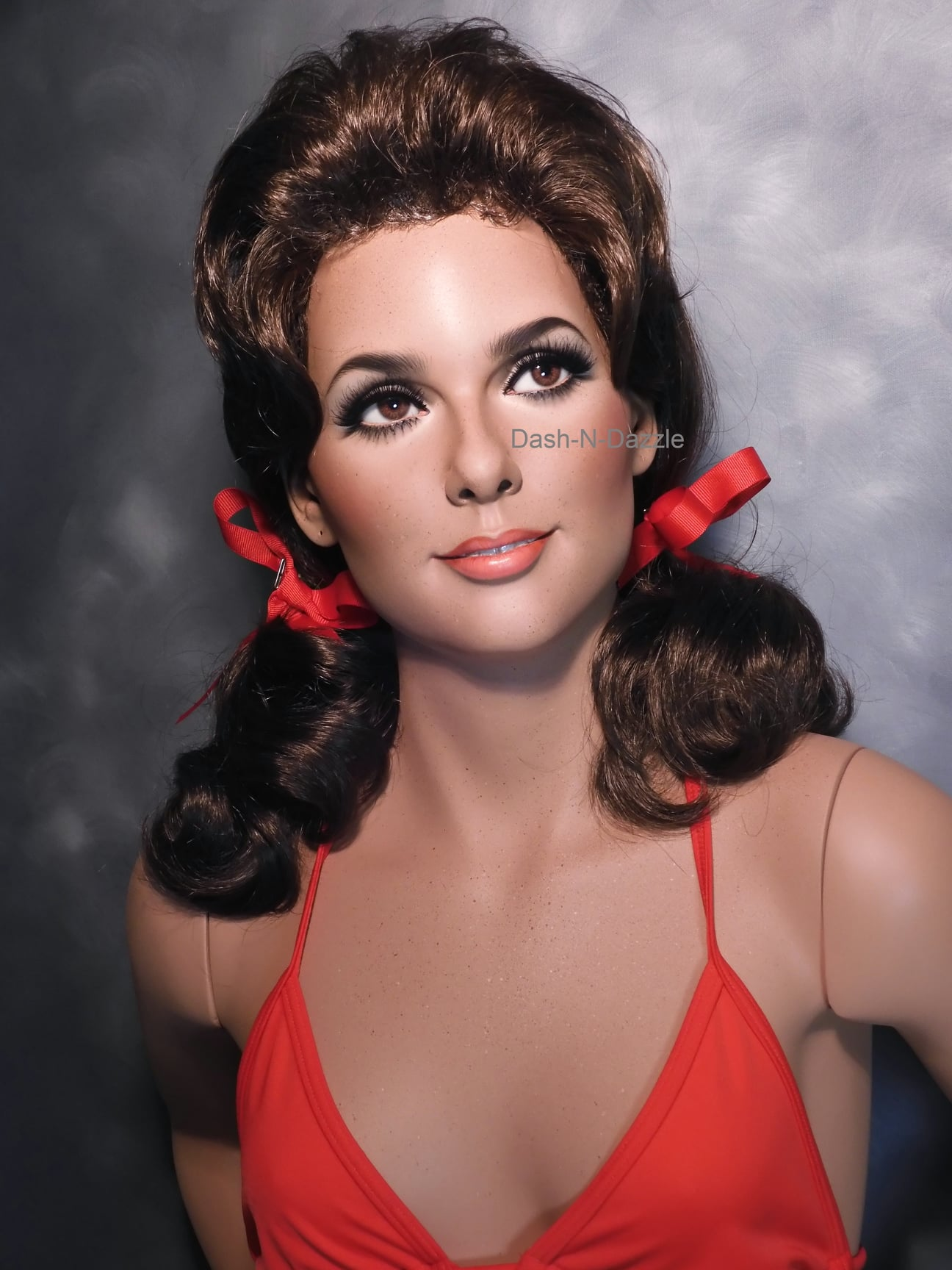 Dawn Wells Painted
