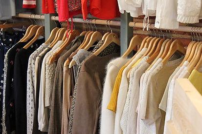 Vêtements de seconde main