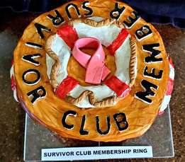 Survivor Club Membership Ring