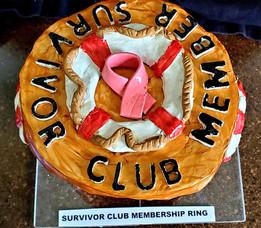 Survivor Club Membership Ring