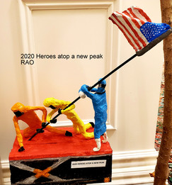 2020 Heroes atop a new peak