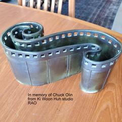 In memory of Chuck Olin, filmmaker