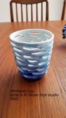 Whirlpool cup