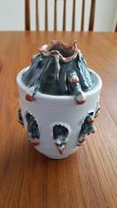 Volcano Vase