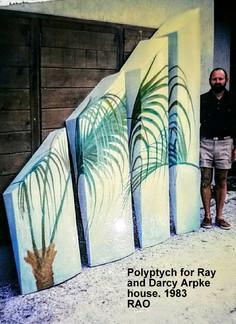 Polyptych Foliage