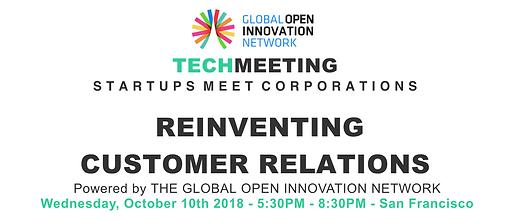 PRIME Reinventing Customer Relations Techmeeting